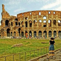 Photo taken at Colosseum by Ian S. on 7/29/2013