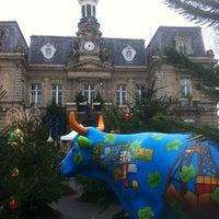 Photo prise au Anzin par Valenciennes Tourisme & Congrès le12/7/2013