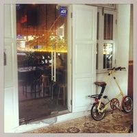 Photo taken at Maison Ikkoku Cafe by Jayson M. on 4/3/2013