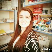 Photo taken at burcu kırtasiye by Bedia Sultan K. on 10/19/2015