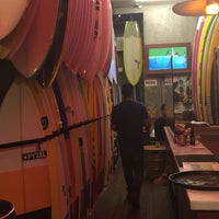 Photo taken at The Bar Surfshop by Fernando Z. on 8/16/2016