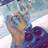 Photo taken at Starbucks Coffee - Hilton by Sarah A. on 11/10/2015