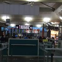 Photo taken at International Terminal Departure by Yeşim K. on 1/28/2016