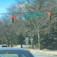Photo taken at Oakland Mills Rd by Noelle C. on 1/5/2018