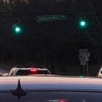Photo taken at Oakland Mills Rd by Noelle C. on 11/27/2017