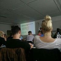 Das Foto wurde bei Hochschule für Wirtschaft und Recht (HWR) von Oskar d. am 6/2/2016 aufgenommen