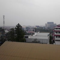 Photo taken at Hotel Bumi Asih Jaya Bandung by doni k. on 3/25/2014