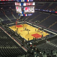 Photo taken at Washington Wizards by B. S. on 1/13/2016
