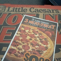 Photo taken at Little Caesars Pizza by Lady L. on 9/28/2012