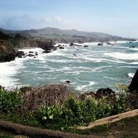 Photo taken at Portuguese Beach by Rick B. on 4/8/2013