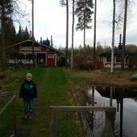 Photo taken at Kylästinlahti by Ленчик ♡. on 5/12/2014