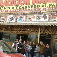 Photo taken at Tradición Wanka by Teresu T. on 9/27/2015