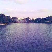 7/17/2013 tarihinde Alya S.ziyaretçi tarafından Bahçeşehir Park Gölet'de çekilen fotoğraf