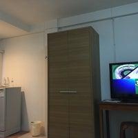 Photo taken at โรงแรมปูนนกันต์ | อ.แม่สอด จ.ตาก by Thomas P. on 8/4/2015