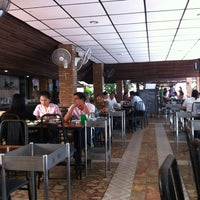 Photo taken at Nern Khum Thong Restuarant by Thomas P. on 6/4/2013