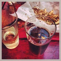 Photo taken at Triple Rock Brewing Co. by Ed V. on 4/7/2013