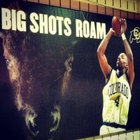 Photo taken at Coors Events Center by Zach G. on 2/15/2013