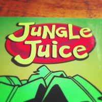 Photo taken at Jungle Juice by Kin H. on 12/19/2012