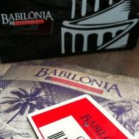 Foto tirada no(a) Babilônia Gastronomia por Kin H. em 10/26/2012