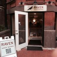 Photo taken at Raven Used Books by aninininini on 6/12/2014