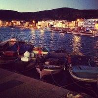 Photo taken at Deniz Restaurant by Faruk C. on 6/18/2013