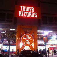 Photo taken at TOWER RECORDS by ☁kaowl☁ on 11/24/2012
