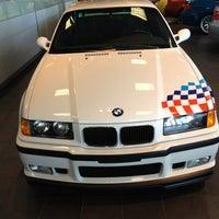 Photo taken at Prestige BMW by Allie L. on 4/9/2013