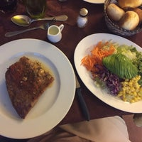 Photo taken at Restaurant O'Higgins by Kmy B. on 11/26/2016