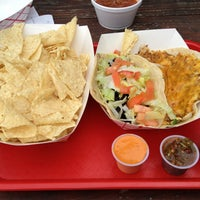 Photo taken at Maria's Taco Xpress by Greg on 4/27/2013