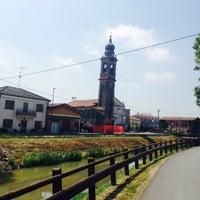 Foto scattata a Trattoria Al Ponte da Cristiana T. il 5/14/2015