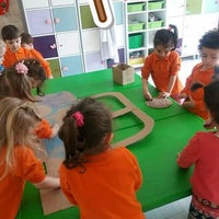 Photo taken at Deha Kids Kreş ve Anaokulu by Sema B. on 4/6/2017