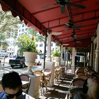 Photo taken at Pistache French Bistro by Vasilis K. on 12/3/2012