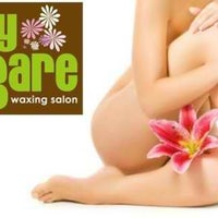 Photo taken at Lay Bare Waxing Salon by Vivian O. on 5/25/2013