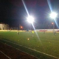 Photo taken at Karamursel Sehir Stadı by Burak U. on 12/7/2016