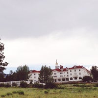 Photo taken at Stanley Hotel by Tiffany M. on 7/7/2013
