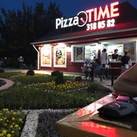 Photo taken at Pizza Time by Volkan Melih D. on 8/21/2017