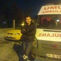 Photo taken at Umut Ambulans by Özgür Ç. on 2/8/2016