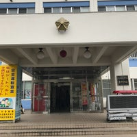 Photo taken at 北海道 札幌方面 豊平警察署 by Mick J. on 5/11/2017