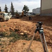 Photo taken at Havaalanı Organize Sanayi Bölgesi by M.Mustafa B. on 3/4/2018