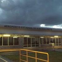 Photo taken at Aeroporto de Ribeirão Preto / Doutor Leite Lopes (RAO) by Luis Fernando F. on 4/9/2013