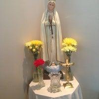 Photo taken at St. Edmond's Catholic Church by Shane G. on 1/6/2013