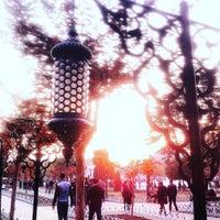 11/8/2015 tarihinde David S.ziyaretçi tarafından Sultanahmet'de çekilen fotoğraf