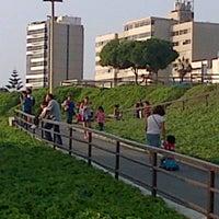 Foto tomada en Parque María Reiche por Gabriel M. el 1/3/2013