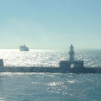 Photo taken at Port of Dover by Adam G. on 9/2/2013