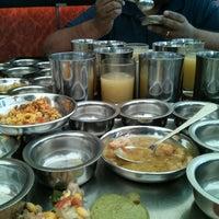 Photo taken at Rajdhani by Siddharth S. on 5/26/2013