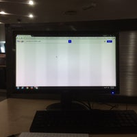 Photo taken at Tan Sri Dr. Abdullah Sanusi Digital Libray, Open University Malaysia (OUM) by Hanny M. on 5/4/2016