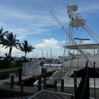 Photo taken at Monty's Fish and Stone Crab Restaurants by Greg W. on 7/28/2013