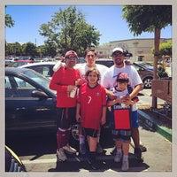 Photo taken at Jamba Juice Redwood City by Romano P. on 5/18/2014