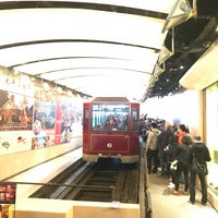 Photo taken at Peak Tram by Monsieur on 1/17/2018