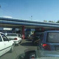 Photo taken at Заправка YKS Gas Station by Monsieur on 8/14/2014